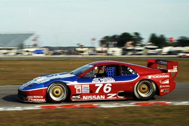 1994 Daytona 24 Hours Winner, Nissan 300ZX Turbo