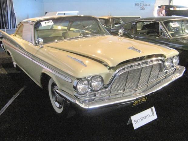 1960 DeSoto Fireflite 2-Dr. Hardtop