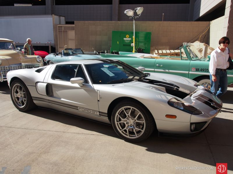 2005 Ford GT Coupe