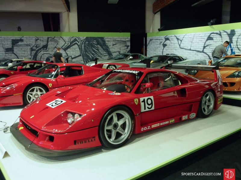 1994 Ferrari F40 LM Competition Berlinetta