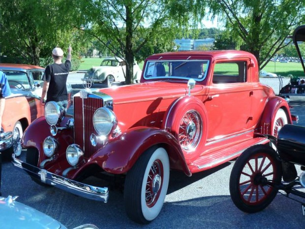1932 Hupmobile Series-I 226 Coupe
