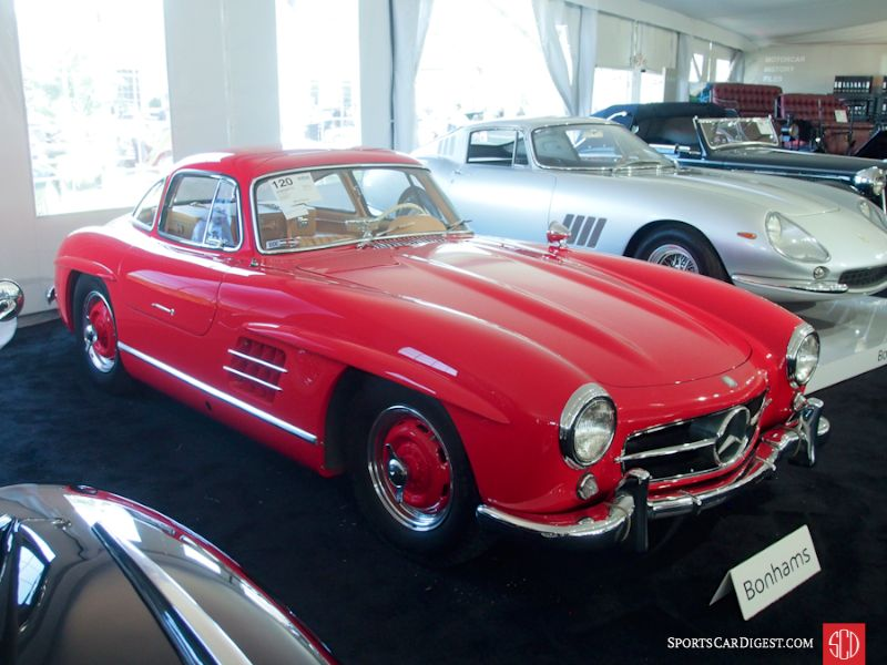 1955 Mercedes-Benz 300SL Gullwing