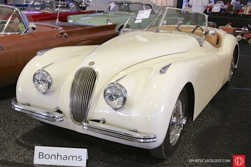 1950 Jaguar XK 120M Roadster