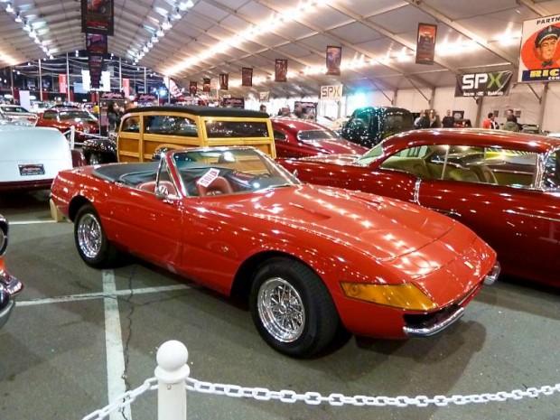 1971 Ferrari 365 GTB/4 Daytona Spyder Conversion for sale