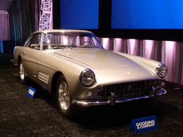 1958 Ferrari 250 GT Coupe Speciale