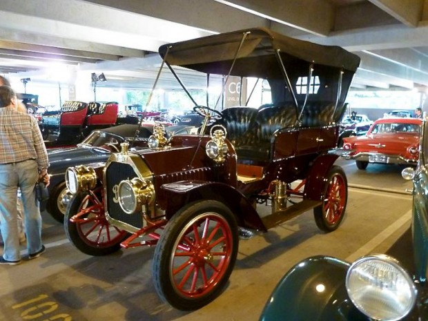 1909 Buick Model F 5-Passenger Touring