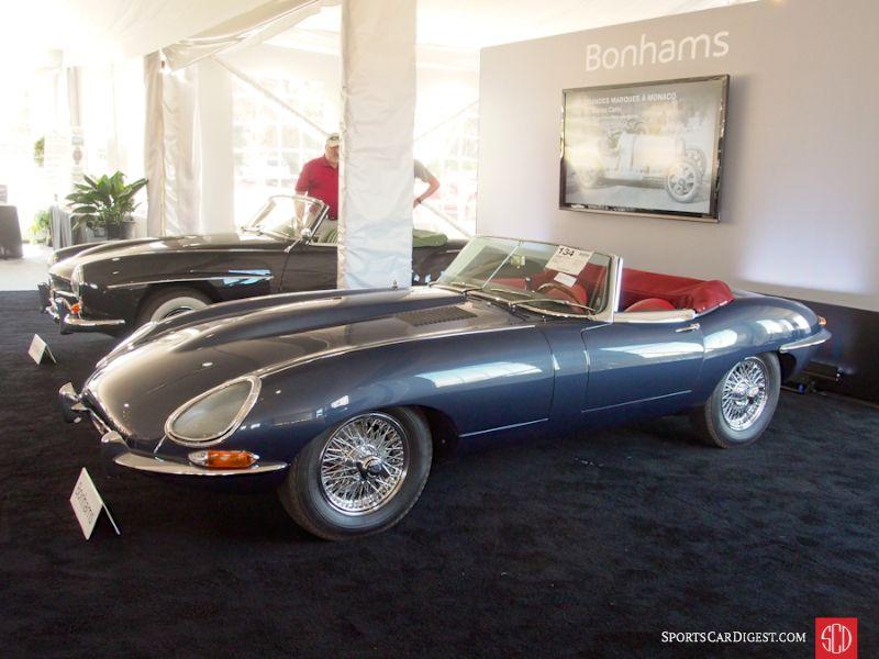 1964 Jaguar XKE SI Roadster