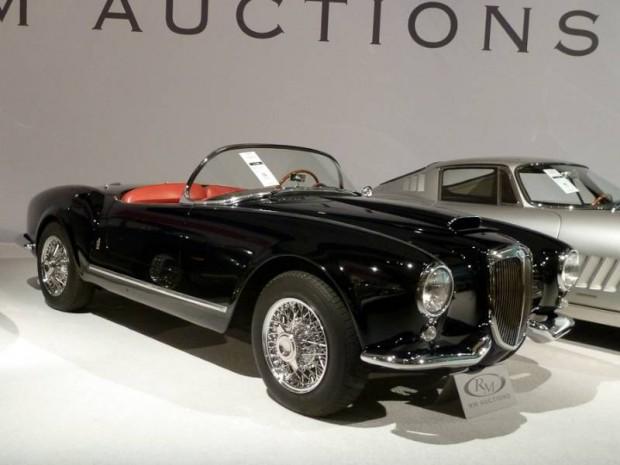 1956 Lancia Aurelia America Spider