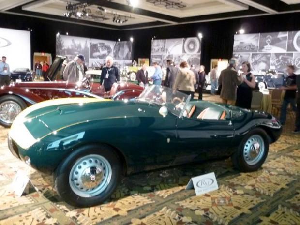 1959 Arnolt-Bristol DeLuxe Roadster
