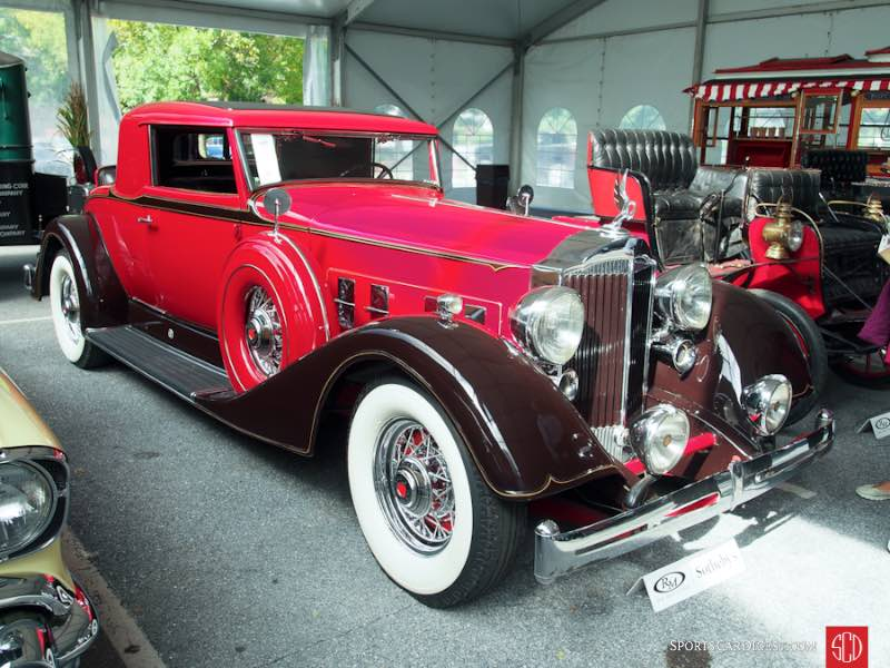 Packard Air Condition Car Cost