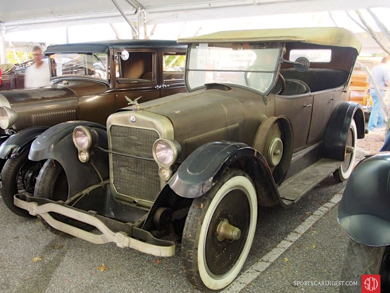 1923 Wills Sainte Claire B-68 Gray Goose Special Touring