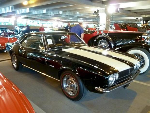 1967 Chevrolet Camaro Z-28