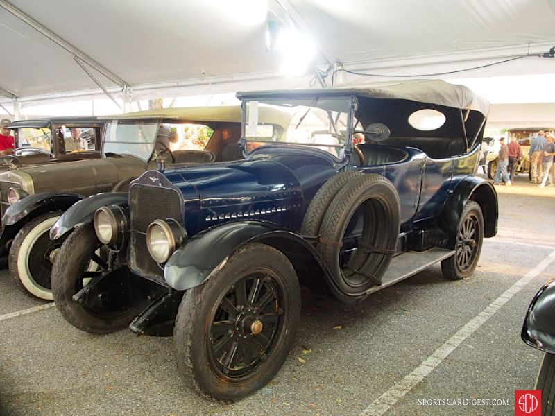 1916 White Model Forty-Five G.E.D. Touring