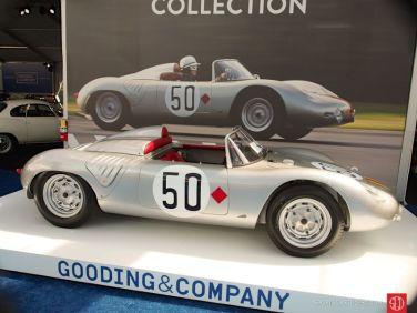 1960 Porsche RS60 Spyder, Body by Wendler