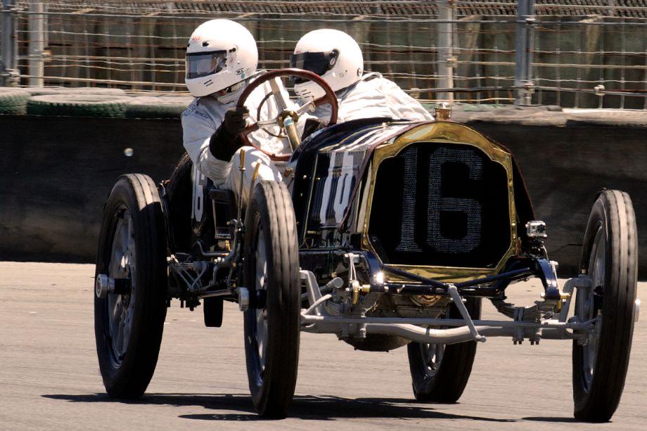 Brian Blain's 1912 Packard 30 in eleven.