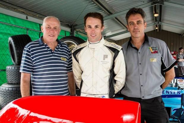 Paul Higgins, Andy Higgins and Nigel Bunny