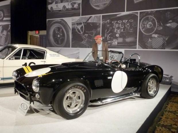 1962 Shelby Cobra 289 Roadster
