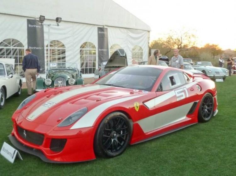 2010 Ferrari 599XX Coupe