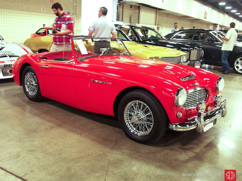1959 Austin-Healey 100/6 Roadster