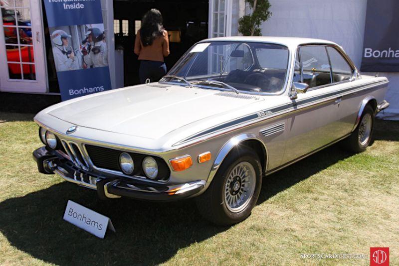 1972 BMW 3.0CSL Coupe, Body by Karmann