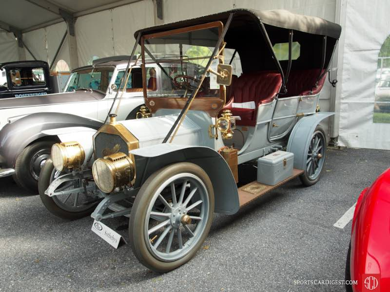 1908 Pullman Model H Light Touring