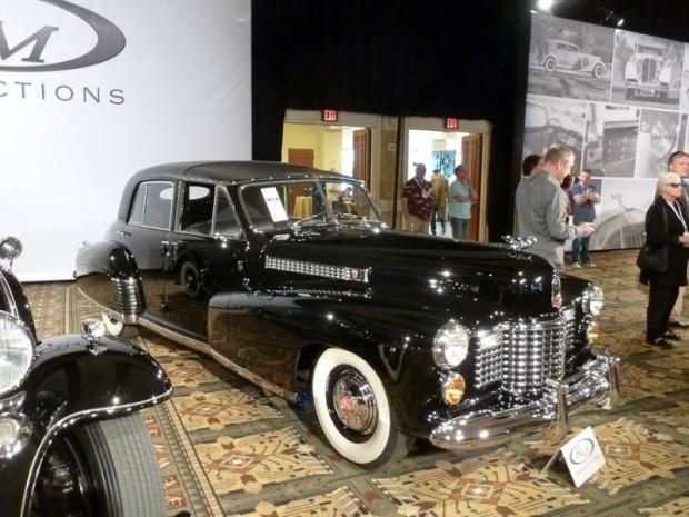 1941 Cadillac 60 Special Town Car, Body by Derham