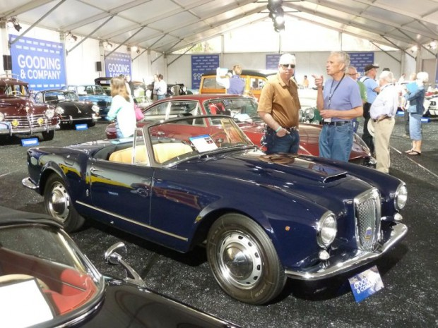 1957 Lancia Aurelia B24S Convertible for sale