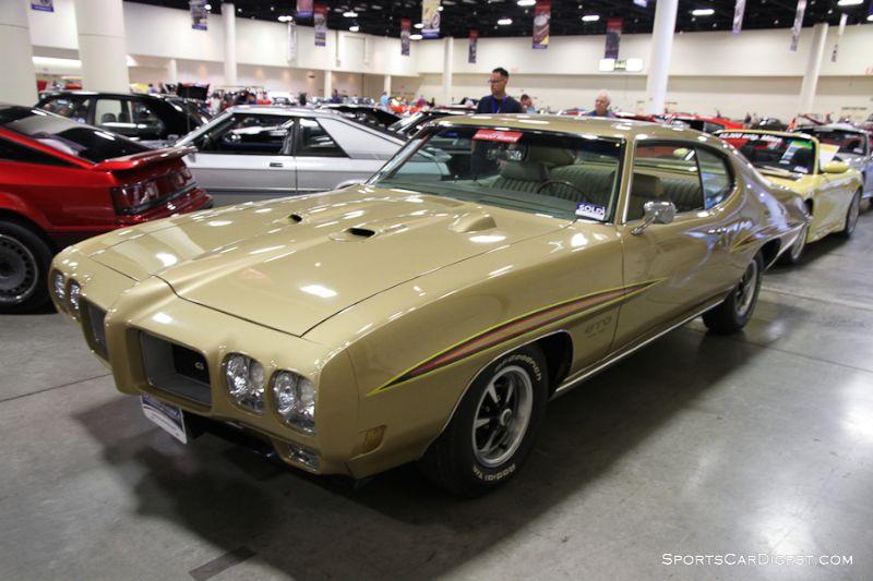 1970 Pontiac GTO 455 H.O. 2-Dr. Hardtop