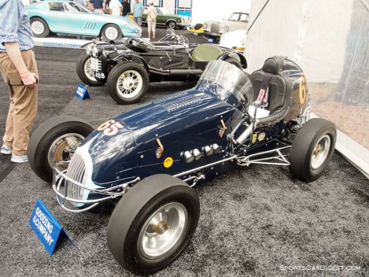 1948 Kurtis Kraft Offenhauser Midget Racer