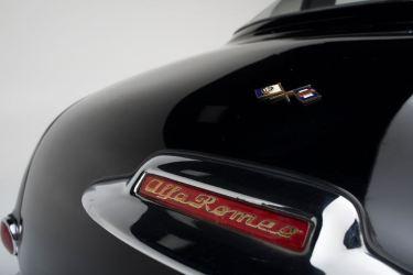 Alfa Romeo 1900 C Sprint Pinin Farina Coupe Detail