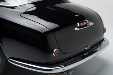 Alfa Romeo 1900 C Sprint Pinin Farina Coupe Rear Detail