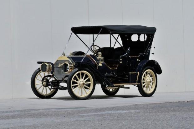 1909 Locomobile Model 40 Type I Demi Tonneau