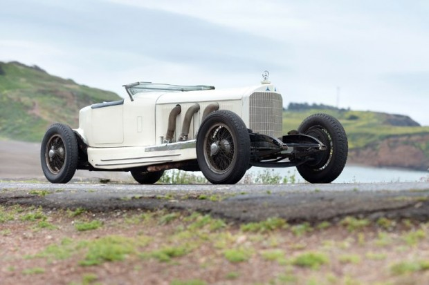 1928 Mercedes-Benz S 26/180 Boattail Speedster