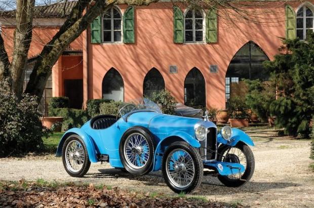 1928 Amilcar CG SS