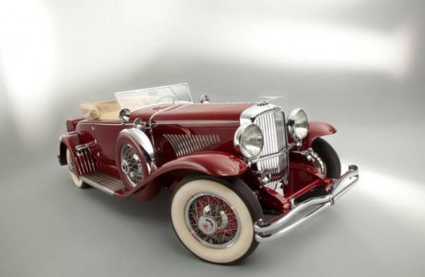 1929 Duesenberg Model J Convertible by Murphy
