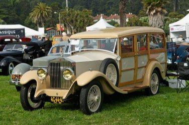 1929 Rolls Royce Shooting Brake
