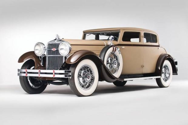 1930 Stutz SV16 Monte Carlo by Weymann