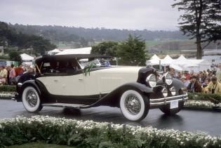 1931 duPont Model H Sport Phaeton (Photo: David Burton)