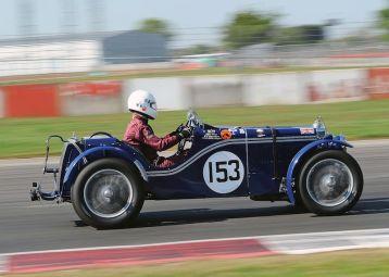 1933 MG K3 Magnette Race Car