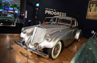 1933 Pierce-Arrow Silver Arrow (Chassis 2575029) - $3,740,000