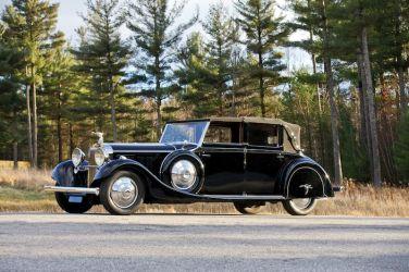 1935 Hispano-Suiza J12 Cabriolet deVille