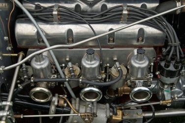 1935 Riley 15-6 BAJ Special Engine