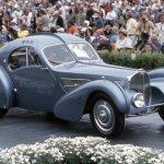 Gooding and Company Sells 1936 Bugatti Type 57SC Atlantic
