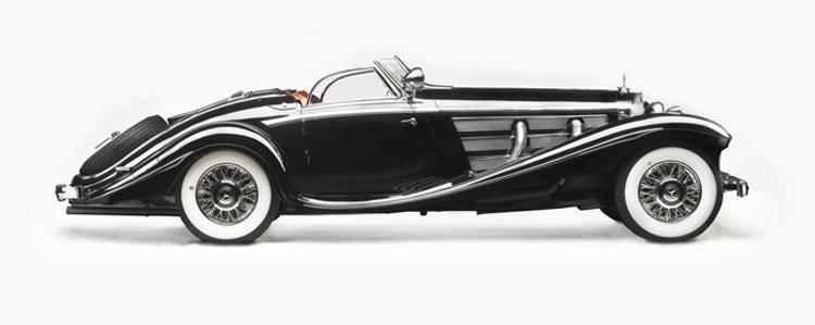 Mercedes Benz K Special Roadster on 1936 Mercedes Benz 540k