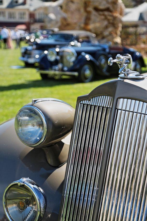 1936 Packard Phaeton, ex-Joseph Stalin