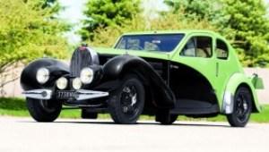 Ettore Bugatti's 1938 Bugatti Type 57C #41595