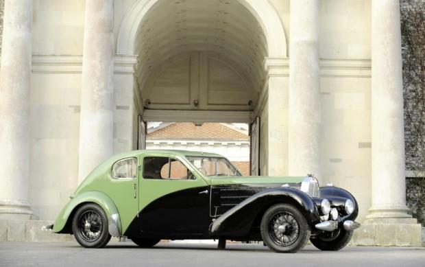 1938 Bugatti Type 57 C Coupe