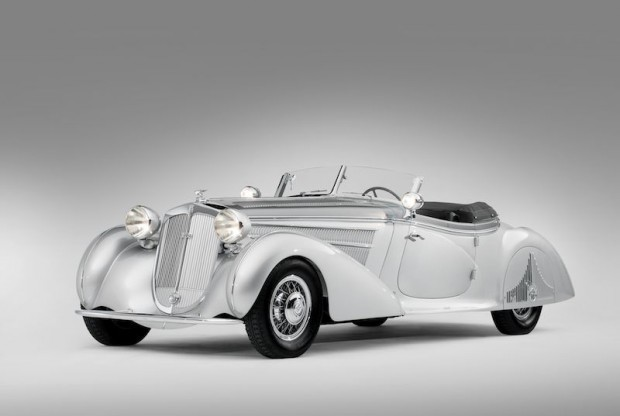 1938 Horch 853A Special Roadster by Erdmann and Rossi