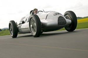 1939 Auto Union D-Type V12 Grand Prix Racing Car