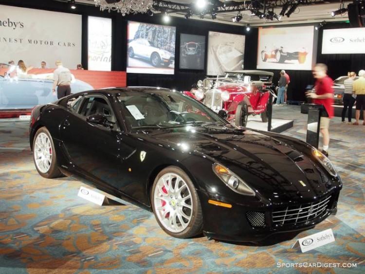2007 Ferrari 599 GTB Coupe
